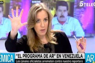 Un poco de respeto, Tania Sánchez