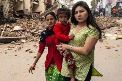 Cruz Roja Española envía dos delegados de Emergencias a Nepal