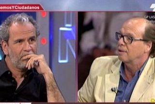 """Jaime González a Willy Toledo: """"Los españoles dirían que estás pirado cuando dices que la Guardia Civil cercena derechos"""""""