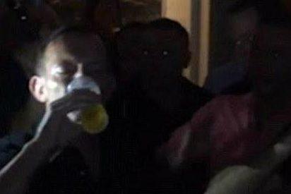 Así se bebe en 6 segundos una cerveza el primer ministro australiano