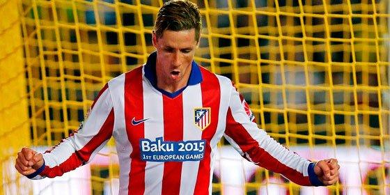 Torres consolida la tercera plaza anotando el gol de la victoria rojiblanca