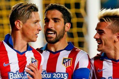 """Cholo Simeone: """"Estoy contento por la victoria y por Torres"""""""