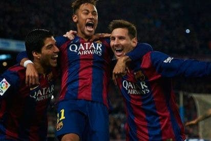 Messi, Neymar y Suárez ya han marcado más goles que el tridente del triplete en 2009