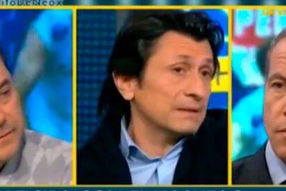 Cristóbal Soria recibe una somanta de 'palos' de José Félix Díaz, Roncero y Pedrerol por decir que desde el 'Chiringuito' se manipula a favor del Madrid