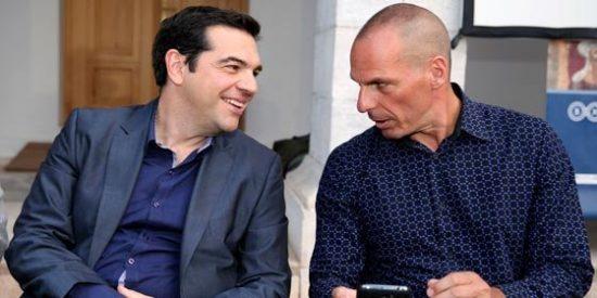 """Jaime González: """"Quién lo diría, en Grecia los comunistas y trotskistas perdonan a los ricos que tienen toda su pasta en Suiza"""""""