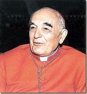 Fallece el cardenal Tucci