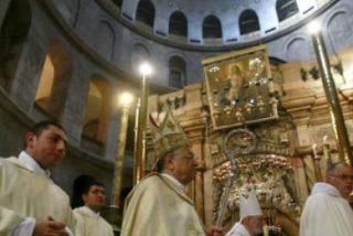 """Twal: """"Como cristianos, estamos llamados a ser señales de esperanza en Oriente Medio"""""""