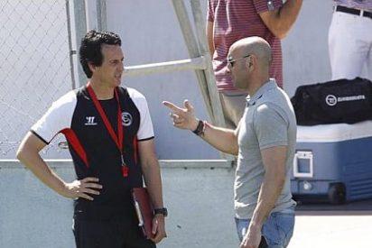 Confiesa que ha habido contactos entre el Sevilla y el centrocampista español