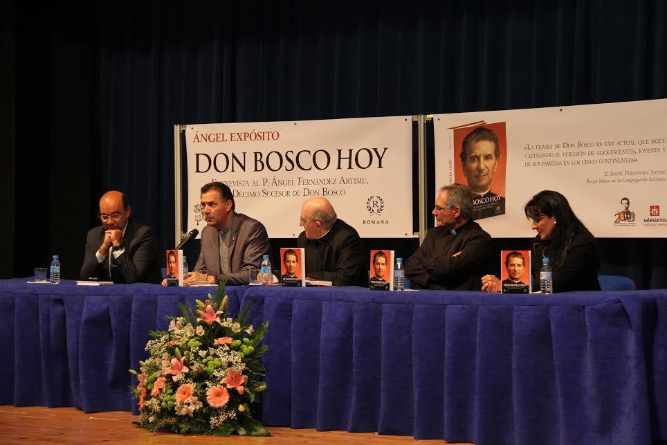 """Osoro: """"Don Bosco apuesta por los jóvenes hoy"""""""