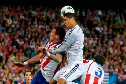 El Atleti y el Real Madrid acaban 0-0 en el Calderón y aplazan sus revanchas