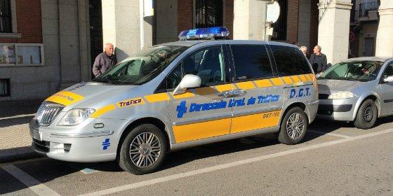 DGT vuelve a ceder temporalmente un vehículo al Ayuntamiento de Don Benito para la Policía Local