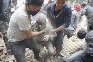 """Jesuitas de Nepal: """"Son tantas las personas afectadas por el terremoto que uno no sabe por dónde empezar"""""""