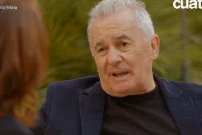 """Víctor Manuel no se arrepiente de haber sido de la ceja: """"Estoy contento porque le hizo mucho daño a la derecha"""""""