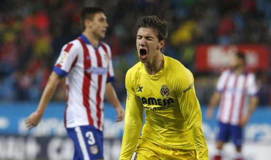 El Villarreal tira un 'jarro de agua fría' a Madrid y Barcelona