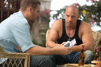 Vin Diesel y Paul Walker se mantienen en lo alto de la taquilla española
