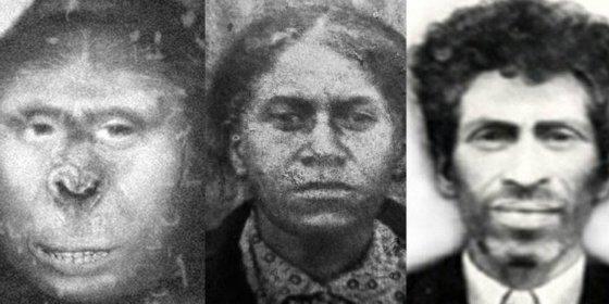 Una mujer yeti vivió entre humanos y tuvo un hijo aún más horrible que ella