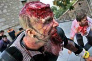 Más de 1.500 participantes en la Survival Zombie de Cabanillas