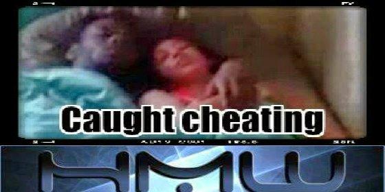 [Vídeo] A la cachonda que ha filmado el cornudo del novio en la cama con otro... ¡le importa todo un pito!