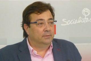 Guillermo Fernández Vara prevé ser investido presidente de Extremadura sobre la última semana de junio