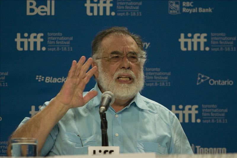 Francis Ford Coppola, galardonado con el Premio Princesa de Asturias de las Artes 2015