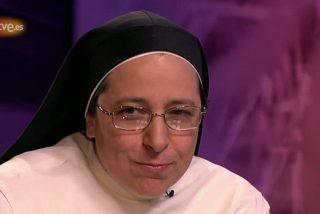 """Sor Lucía Caram: """"No voy a dejar de ser monja ni de trabajar por el Evangelio"""""""