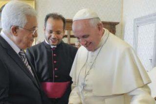 """El Papa anima a israelíes y palestinos a """"tomar decisiones audaces a favor de la paz"""""""