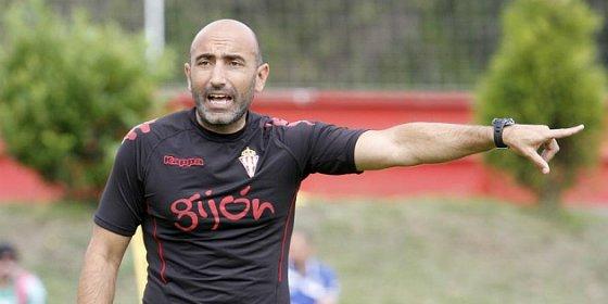 El entrenador del Sporting de Gijón la lía al hablar de la independencia de Catalunya