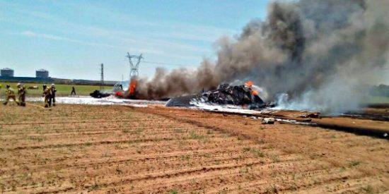 El accidente en Sevilla en vuelo de pruebas de un Airbus A400M en el que murieron 4 personas afecta a la industria militar europea