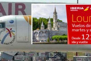 De Madrid al cielo... pasando por Lourdes