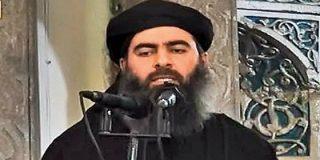 """El líder del EI vuelve a la brecha tras recibir un bombazo: """"El islam es la religión de la guerra"""""""