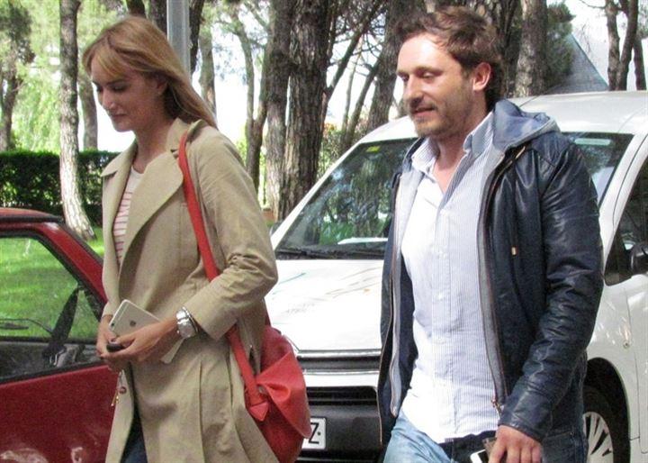 Alba Carrillo y Juan Peña disfrutan de su gran amistad