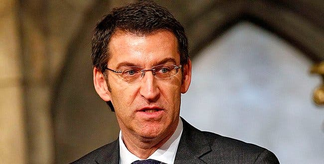 """Feijóo reivindica su """"lealtad"""" a Rajoy, tras reclamar autocrítica"""