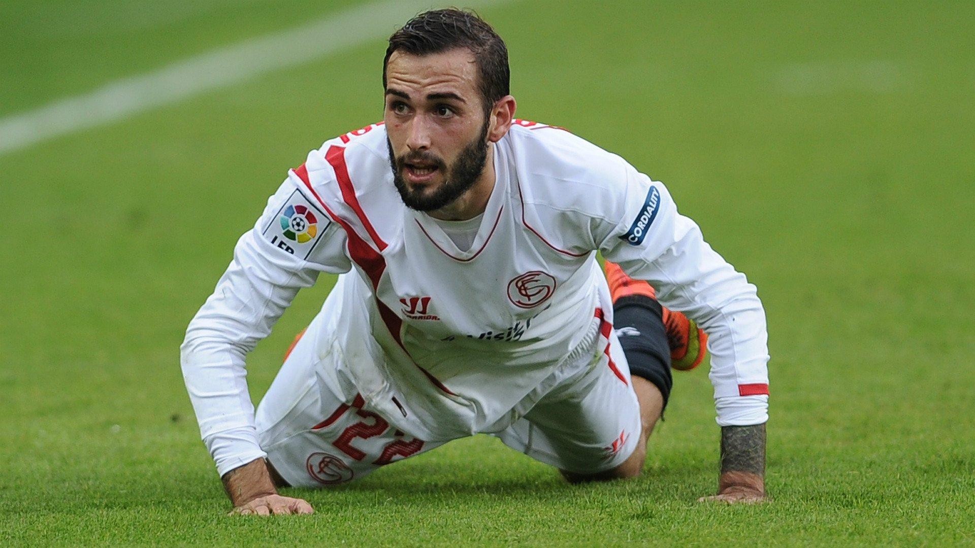 El sorpresón de Del Bosque en la lista sería el jugador del Sevilla
