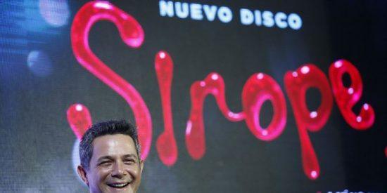 Alejandro Sanz presenta su nuevo disco: 'Sirope'