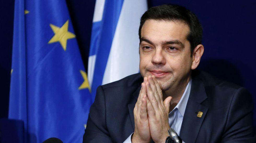 """El Eurogrupo hace balance de la negociación con Grecia sin perspectivas de acuerdo """"a la vista"""""""