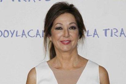 """Ana Rosa Quintana: """"En casa no me hace falta ser peleona ni reivindicativa"""""""
