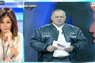 """Ana Rosa, 'con el mazo' a Diosdado Cabello: """"Si no fuera porque representa al régimen que representa y tiene opositores en la cárcel, tendría gracia"""""""