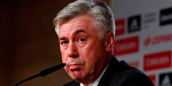 La plantilla del Real Madrid se despide de Carlo Ancelotti