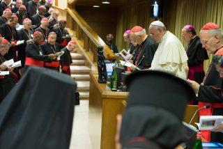 La Iglesia alemana marca la pauta de las reformas de Francisco para el Sínodo de la Familia