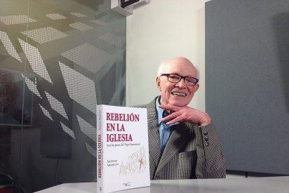 """Antonio Aradillas: """"Una persona que vive el Evangelio tiene que ser necesariamente rebelde"""""""