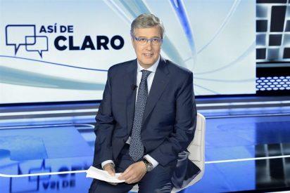 Ernesto Sáenz de Buruaga regresa a TVE con 'Así de claro'