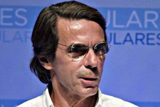 """Aznar sacude lo suyo a Susana Díaz: """"Si eso es lo mejor que tienen, Dios mío, cómo será lo peor"""""""