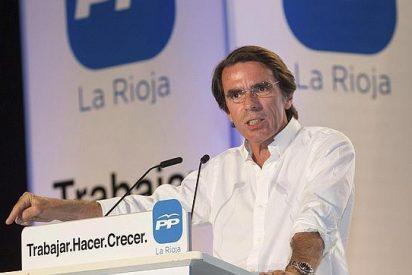 """Aznar pide al PP escuchar a la gente que se ha """"distanciado"""""""