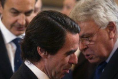 """Venezuela echa bilis y pone verdes a González y Aznar: """"Tienen las manos manchadas de sangre"""""""