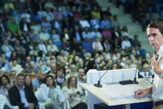 """Aznar: """"Si algo es una Nación, y España lo es, es una voluntad compartida de continuidad y de futuro"""""""