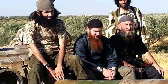 El EI les dará para el pelo a los que no lleven barba: 50 latigazos y hasta condenas a muerte