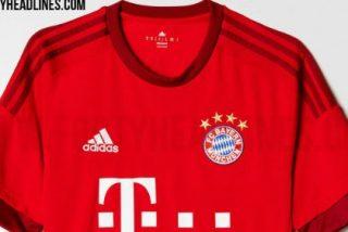 El Bayern de Guardiola ya presume de nuevas equipaciones