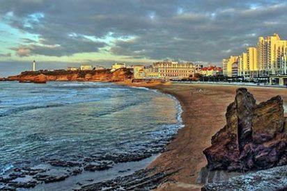 Biarritz, la mejor playa de Europa y el destino más romántico