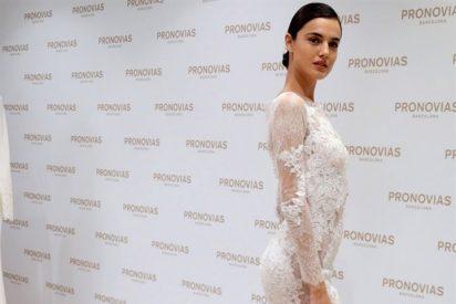"""Blanca Padilla: """"El vestido que llevo es mi favorito. Me lo he puesto y he dicho 'éste'"""""""