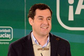 Moreno aboga por fomentar el empleo joven y por un cambio en el modelo productivo de Andalucía